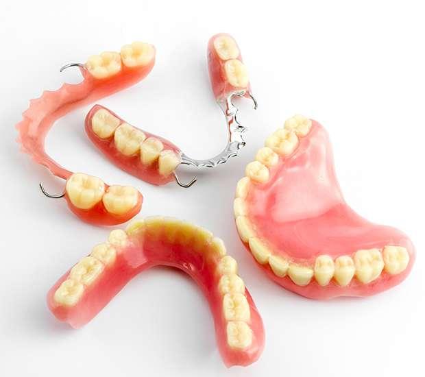 Dunwoody What Do I Do If I Damage My Dentures