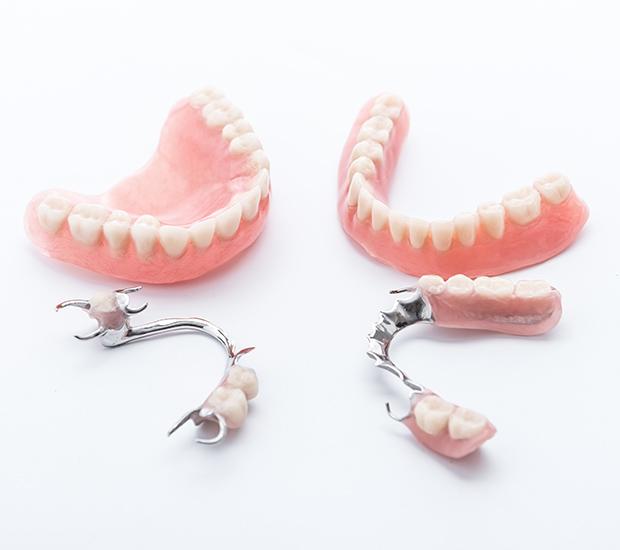 Dunwoody Dentures and Partial Dentures